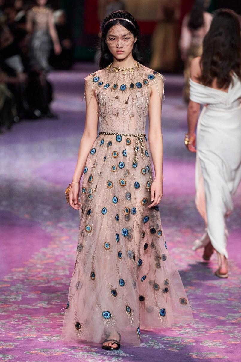 Christian Dior Couture весна-лето 2020