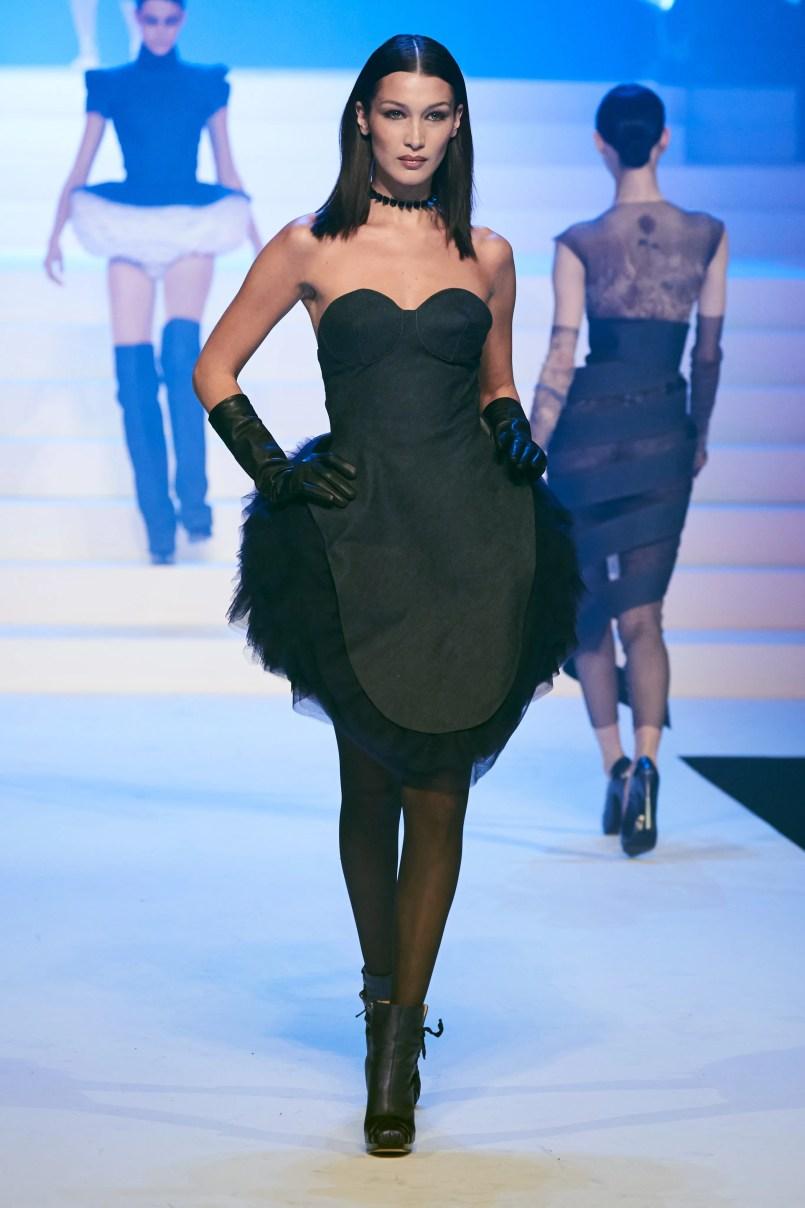Последнее шоу Жан-Поль Готье. Jean Paul Gaultier Couture SS 2020