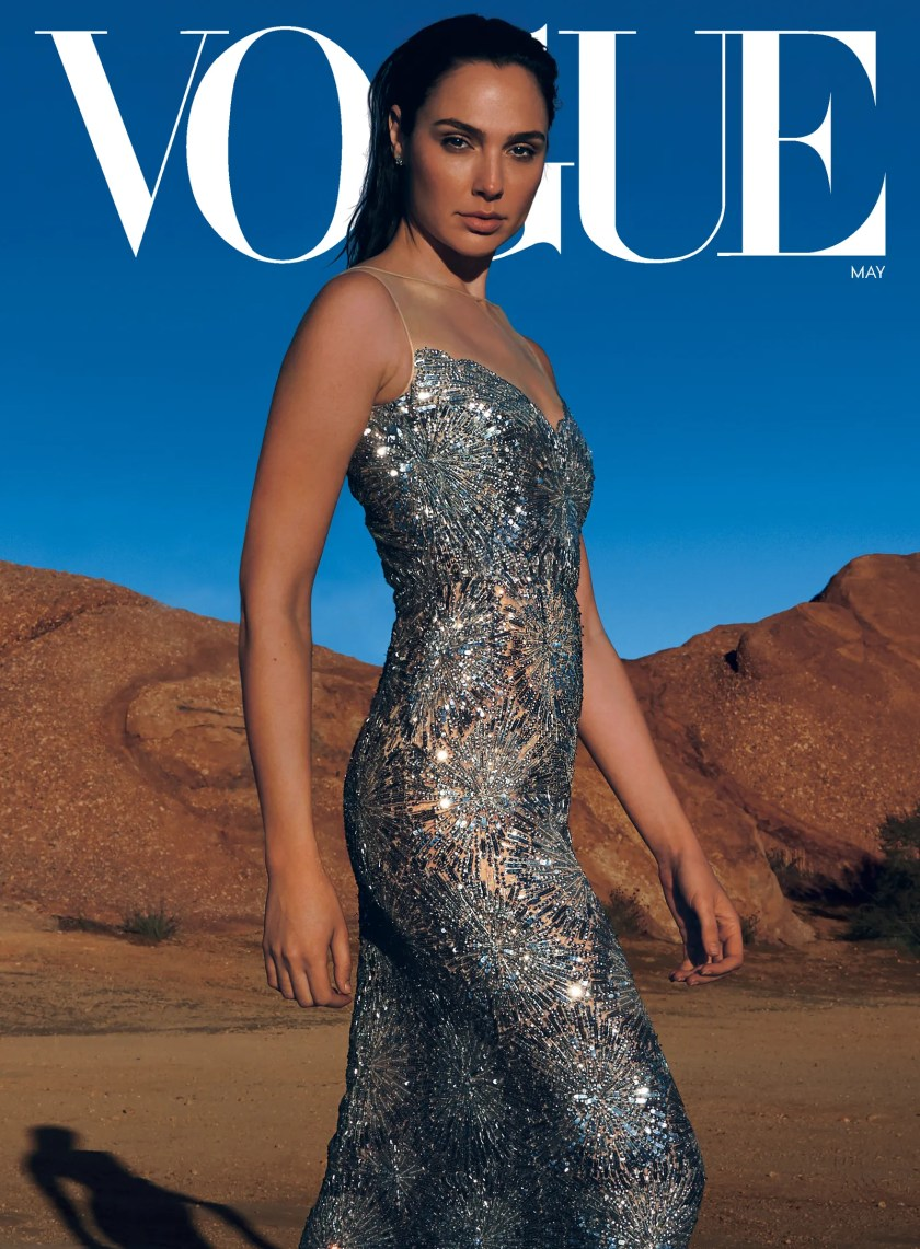Cover Look nbsp Gal Gadot wears a Louis Vuitton dress. Tiffany Co. earring. To get this look try PhotoReady Candid Glow...