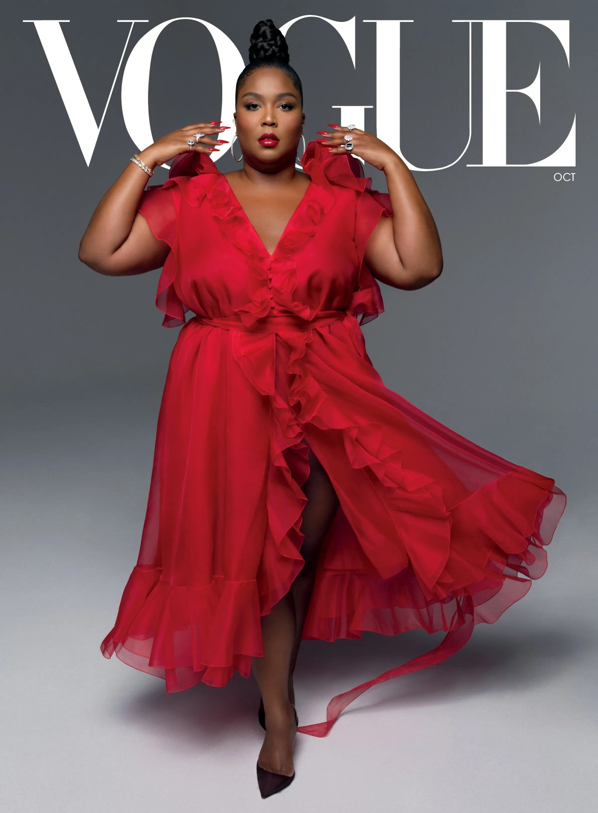 Lizzo on Hope, Justice, and the Election | Vogue