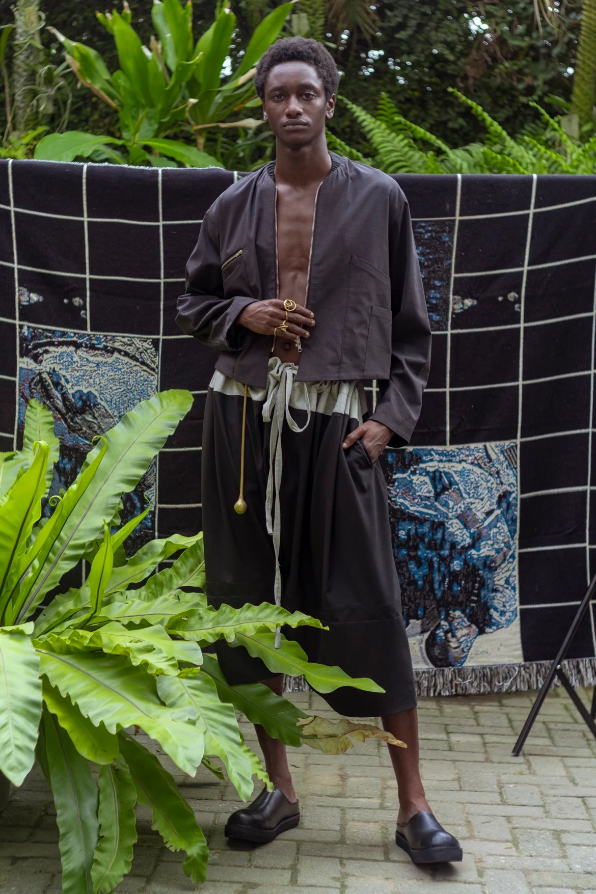 Dressing for a Hotter Planet In Lagos Designers Look to the Past for Sustainable Fashion Solutions
