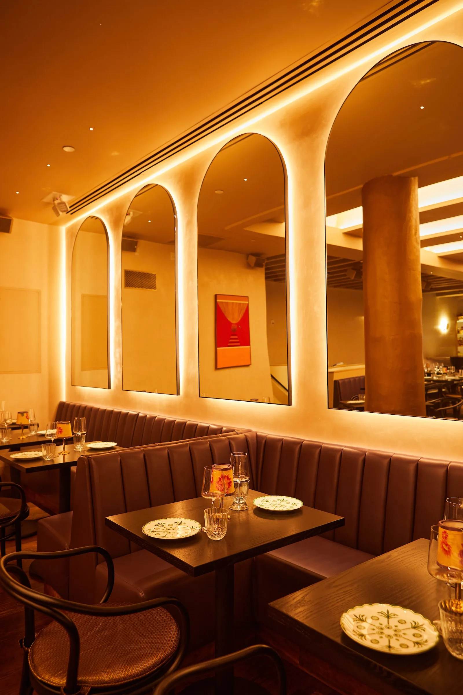 A First Look Inside Priyanka Chopra Jonas's New Restaurant, Sona   Vogue