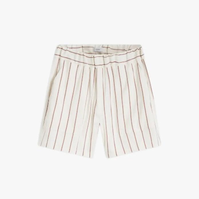 Image may contain: Clothing, Apparel, Shorts, and Lamp