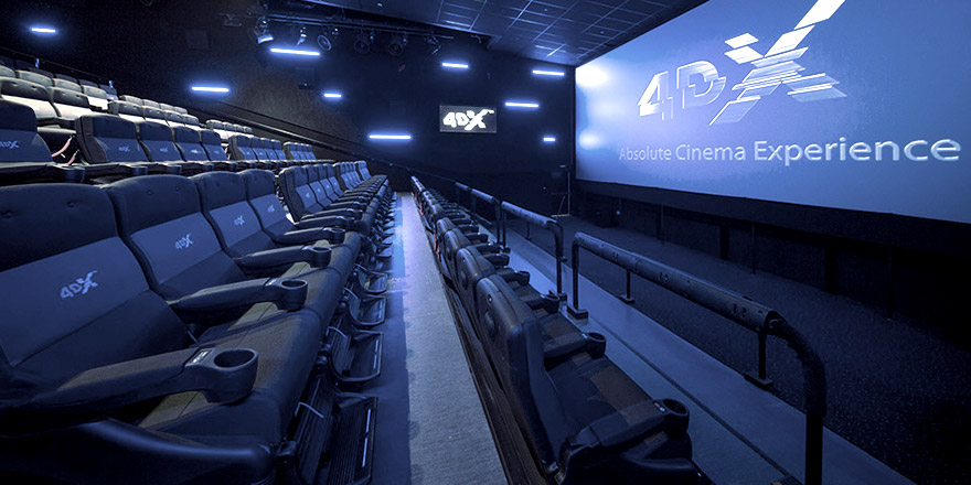 4DX  Ways to Watch  VOX Cinemas Oman