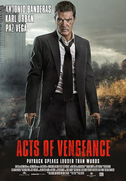 Acts Of Vengeance  Now Showing  Book Tickets  VOX