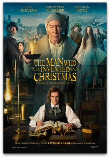 Image result for The Man Who Invented Christmas qatar
