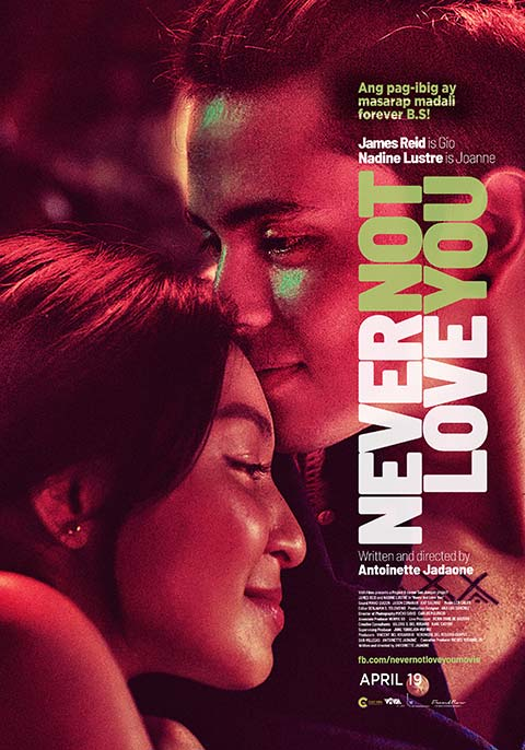 Never Not Love You Now Showing Book Tickets VOX
