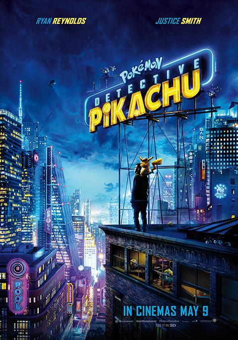Pokemon Detective Pikachu  Now Showing  Book Tickets  VOX Cinemas UAE