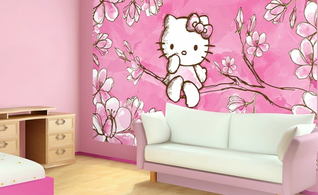 Download Hello Kitty Wallpaper For Walls Gallery