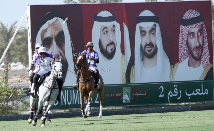Abu Dhabi and Ancora to the Sultan Bin Zayed Polo Cup final