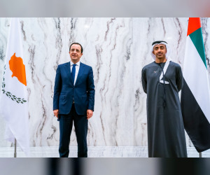 Abdullah bin Zayed, FM of Cyprus review advancing cooperation