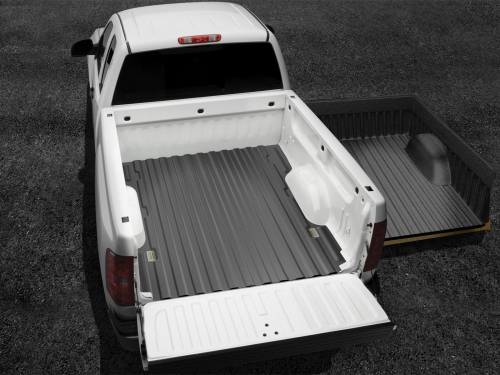 medium resolution of 2015 chevrolet silverado 1500 underliner bed liner for truck drop in bedliners weathertech