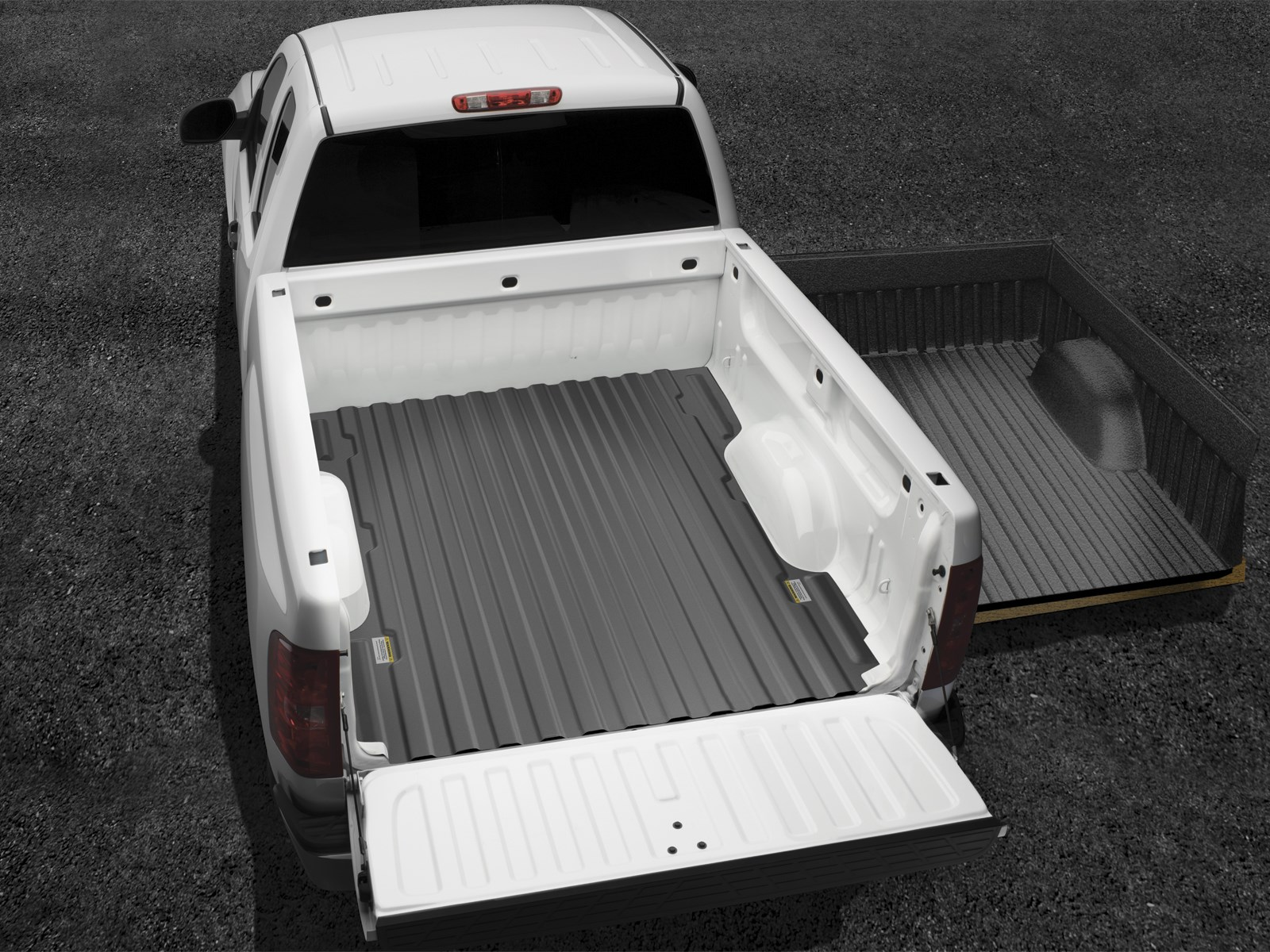 hight resolution of 2015 chevrolet silverado 1500 underliner bed liner for truck drop in bedliners weathertech
