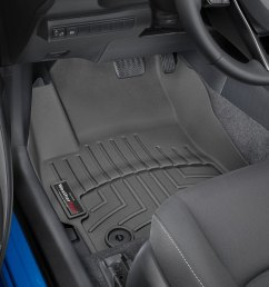 2019 toyota corolla hatchback avm hd floor mats heavy duty flexible trim to fit mats weathertech [ 2000 x 1500 Pixel ]