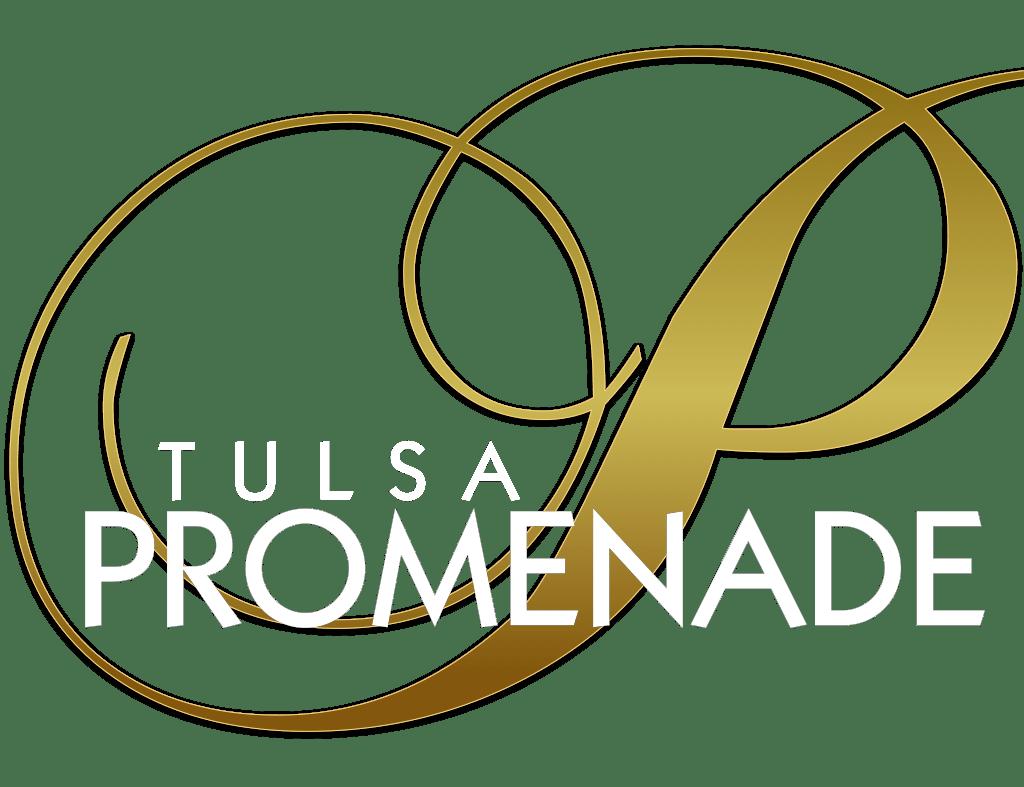 hight resolution of tulsa promenade logo