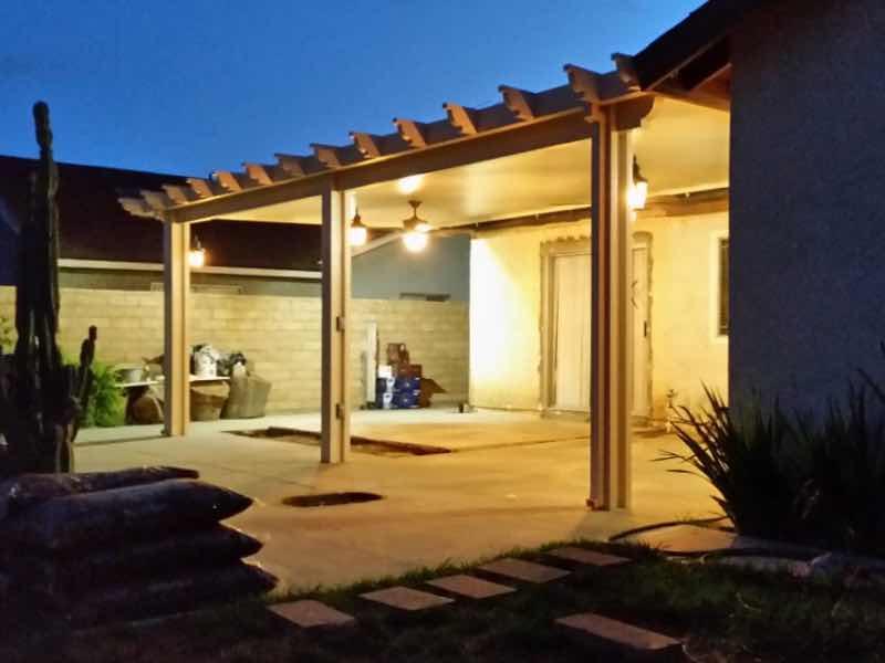 patio covers chino ca aluminum patio