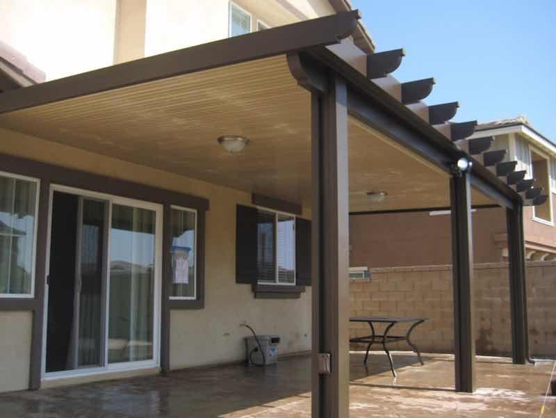 patio covers fontana ca aluminum