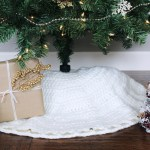 Crochet Christmas Tree Skirt Ideas Just Crafting Around