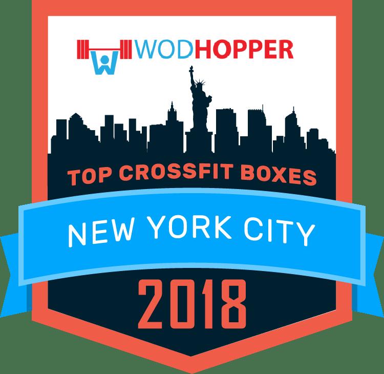 top 40 crossfit gyms