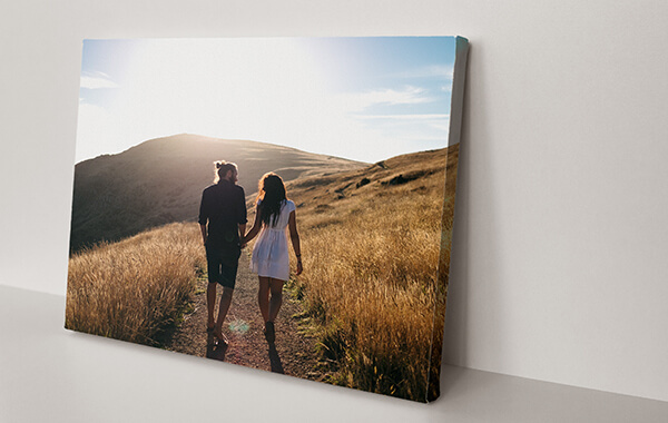prints on canvas photo