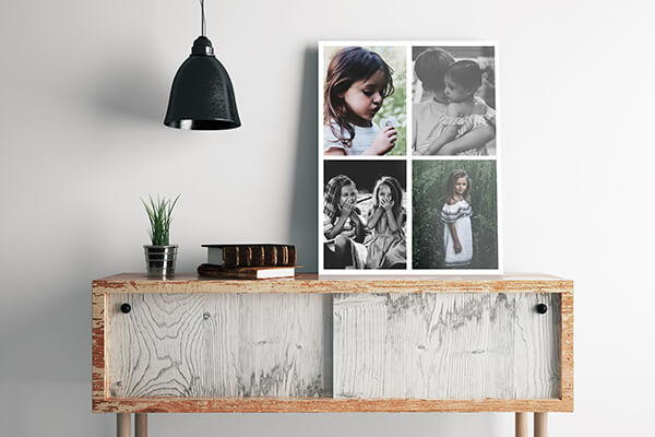 collage photo prints posters