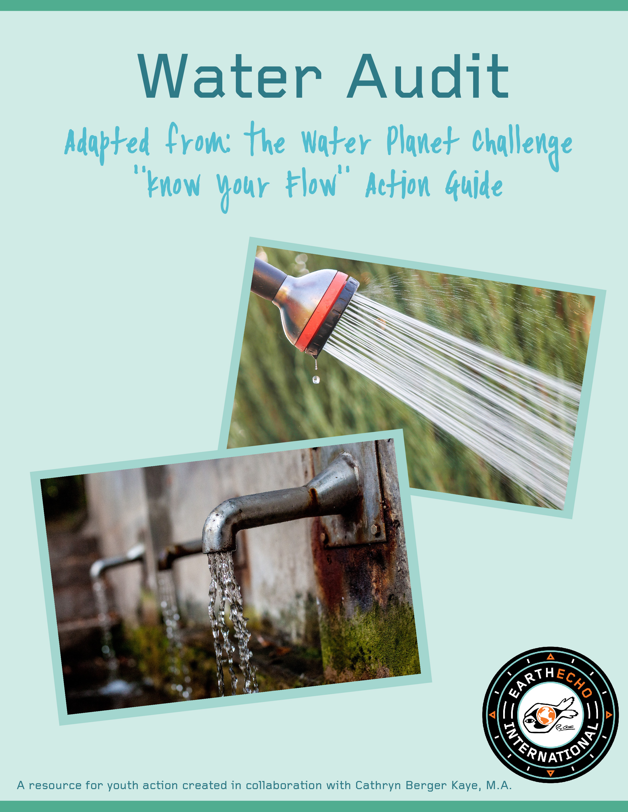 Know Your Flow Home Water Audit