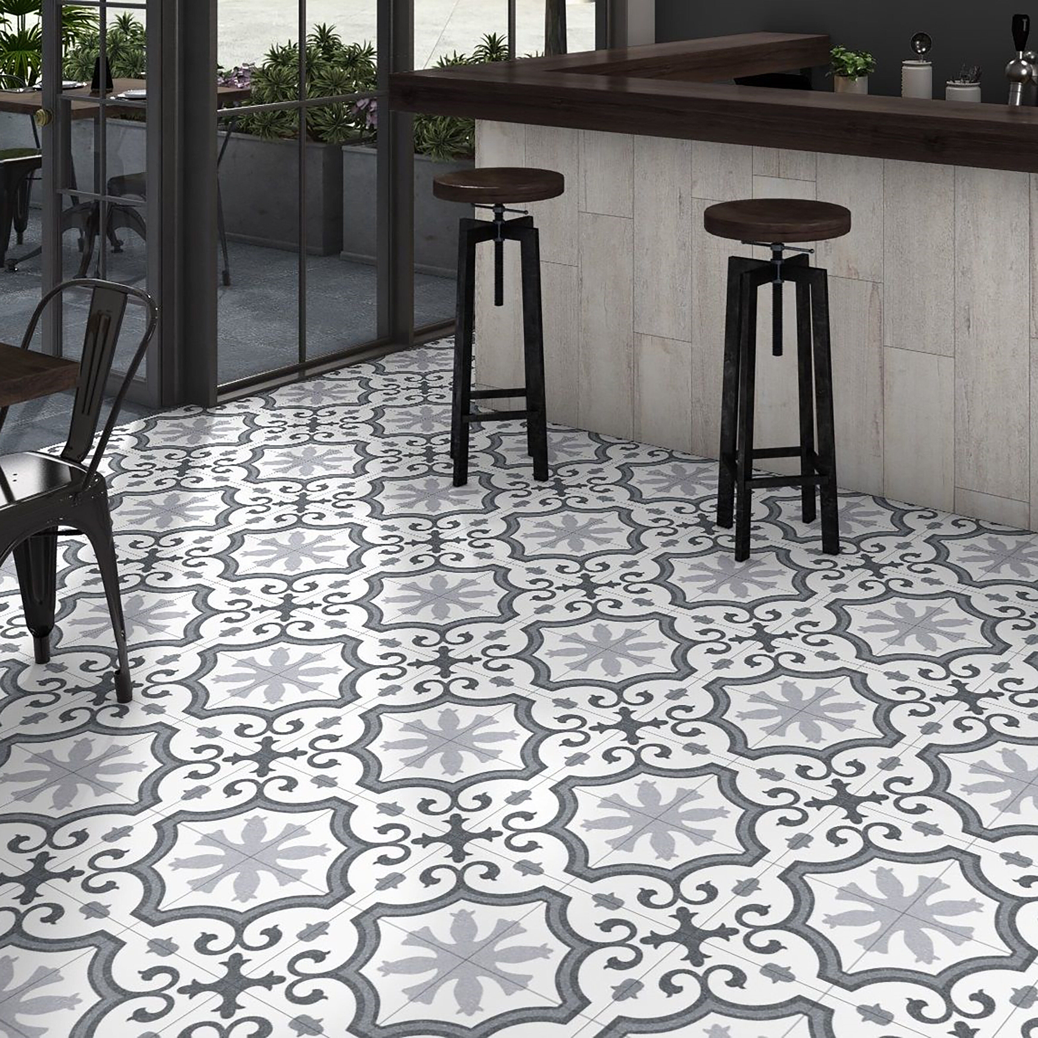 tile trends in outdoor living by amy