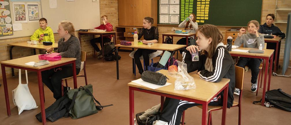 Why parents in Denmark are refusing to return children to school | World Economic Forum