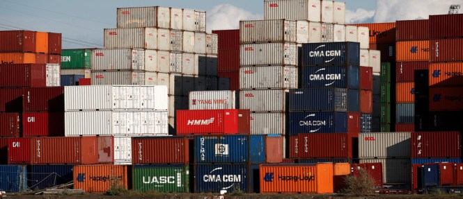 The Uk Is Using Shipping Containers To