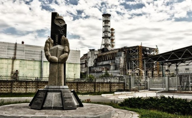 Chernobyl S Nuclear Disaster Site Is Being Transformed