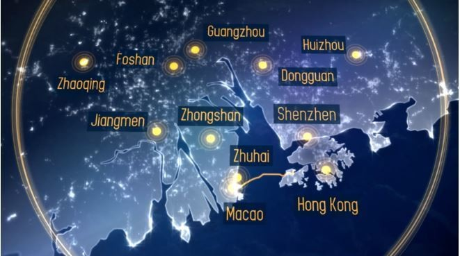 China's Greater Bay Area