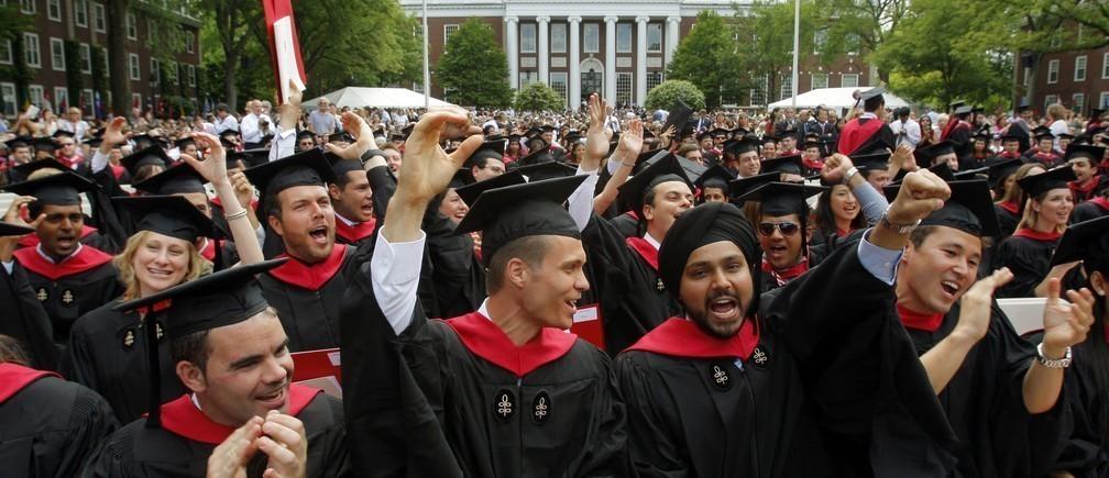 Harvard Business School est l'école la plus recommandée dans les classements de 2018.