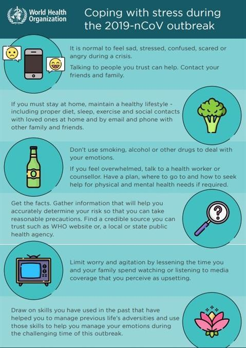 Coronavirus: how to protect yourself from the outbreak   World ...