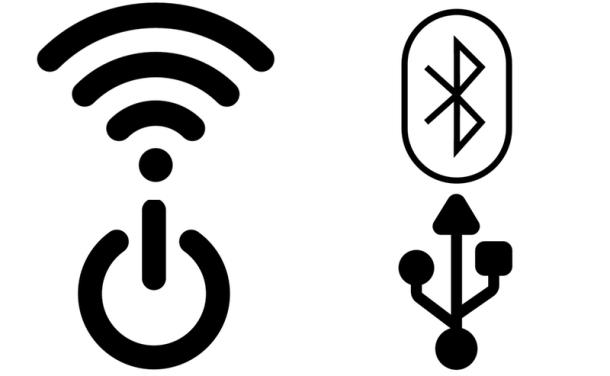 El origen de los símbolos tecnológicos que reconocerás