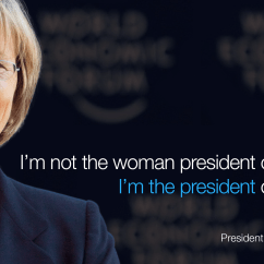 Executive Chairman Vs Ceo Back Support For Chair 10 Quotes From Leaders On Gender Equality   World Economic Forum