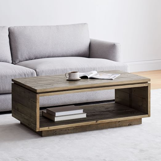 emmerson modern coffee table