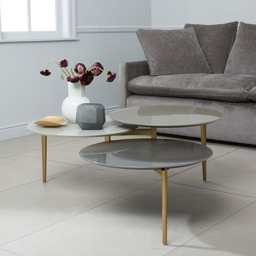 treble coffee table
