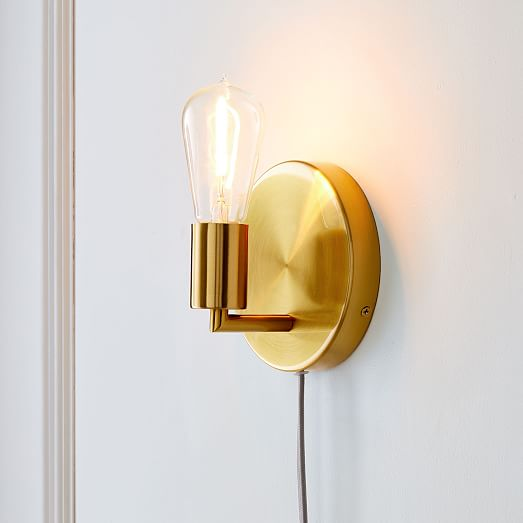 mobile wall sconce