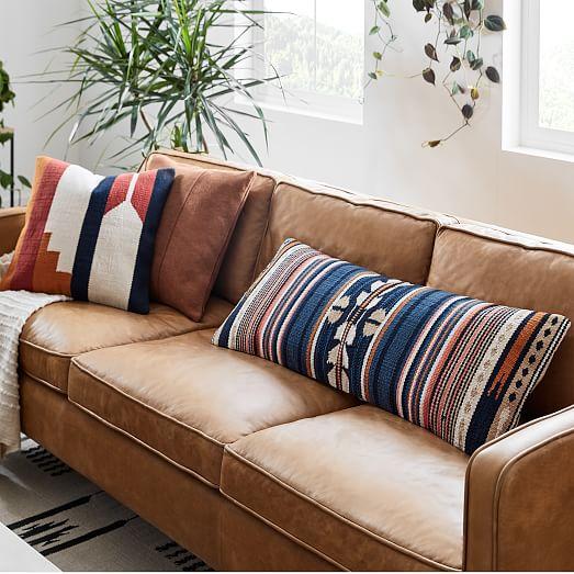 woven alta pillow cover