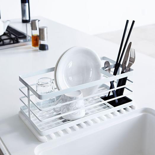 yamazaki dish drainer tray