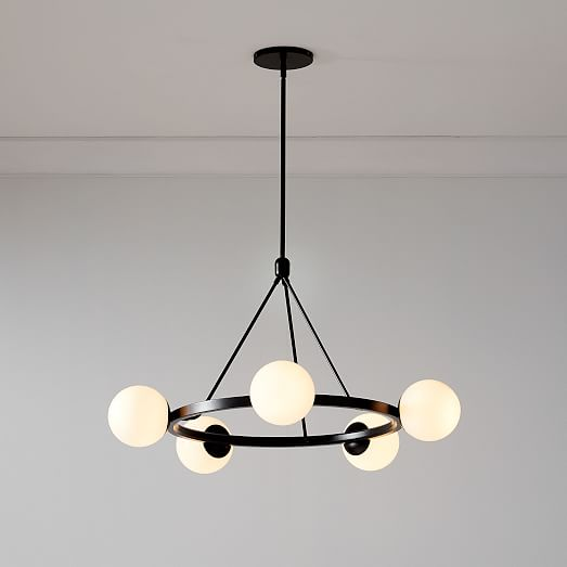 hayes chandelier