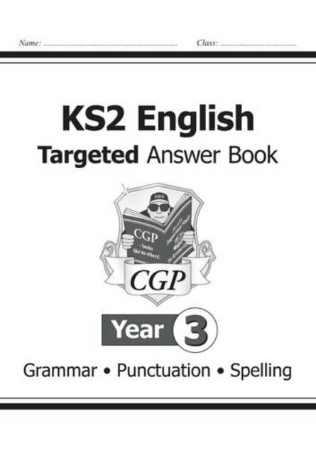KS2 English Answers for Targeted Question Books: Grammar