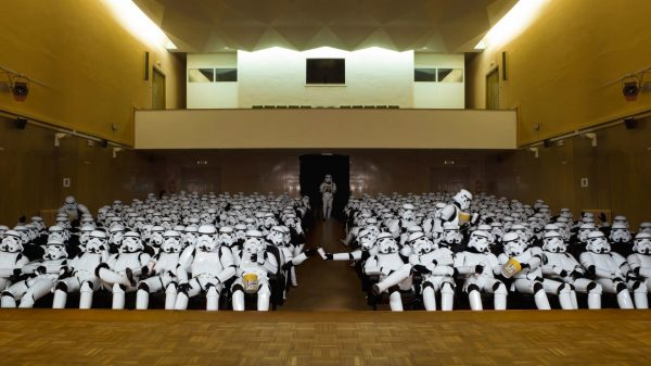Imperial Stormtroopers Wired