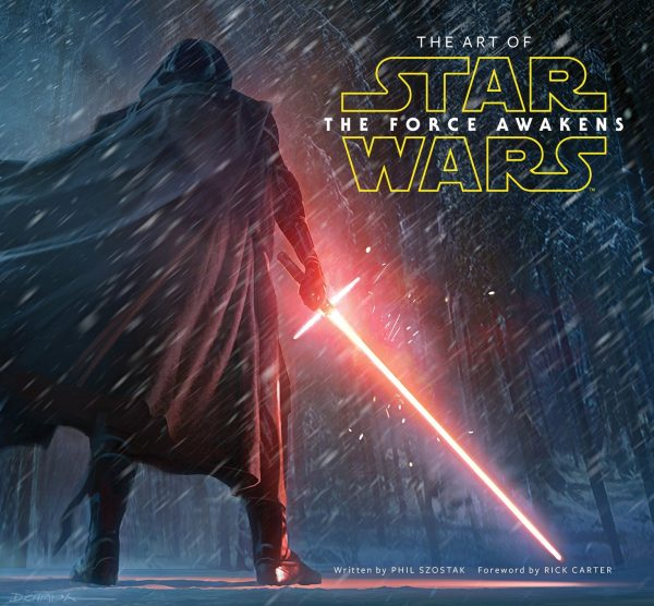 Early Concept Art Star Wars Force Awakens