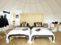 Week Stay Antarctica Luxury Campsite Costs