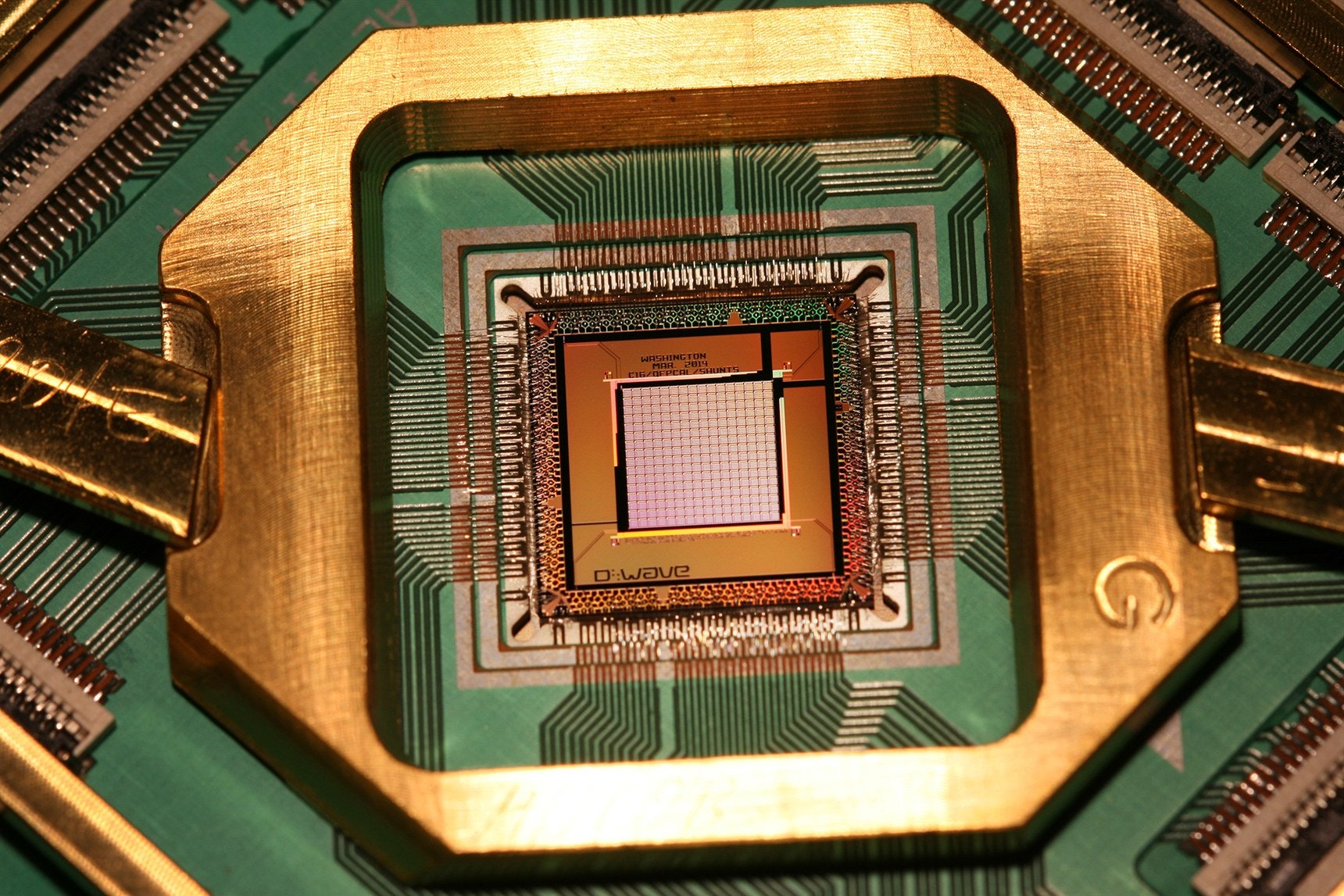 Google's Quantum Computer Just Got a Big Upgrade   WIRED
