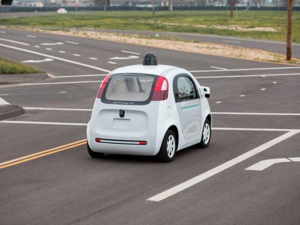A GoogleFord SelfDriving Car Project Makes Perfect Sense