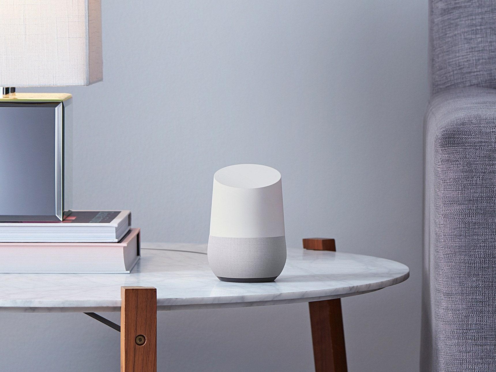 OK Alexa A Google Home Versus Amazon Echo IQ Test  WIRED