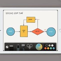 Flow Diagram Tool Open Source Wire Frame Paper's Handy New Hints At The Ipad's Future | Wired