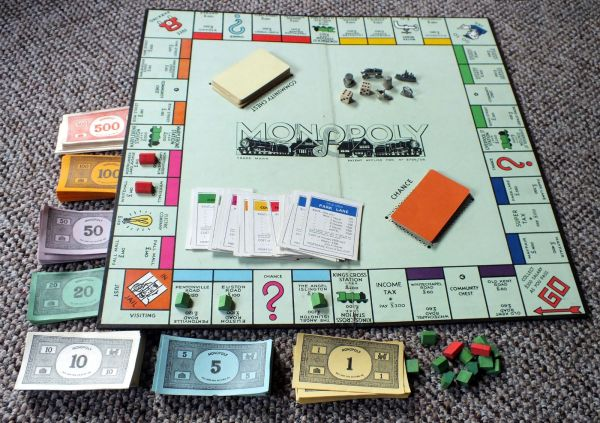 In 1934 Rights Monopoly Won. Shows